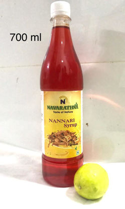 Picture of Nannari Syrup-Red (700ml)