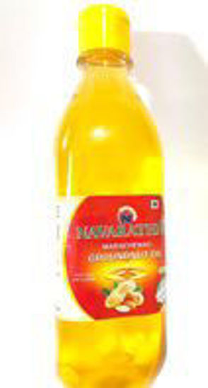 Picture of Marachekku Groundnut Oil 500 ml (Cold Pressed)
